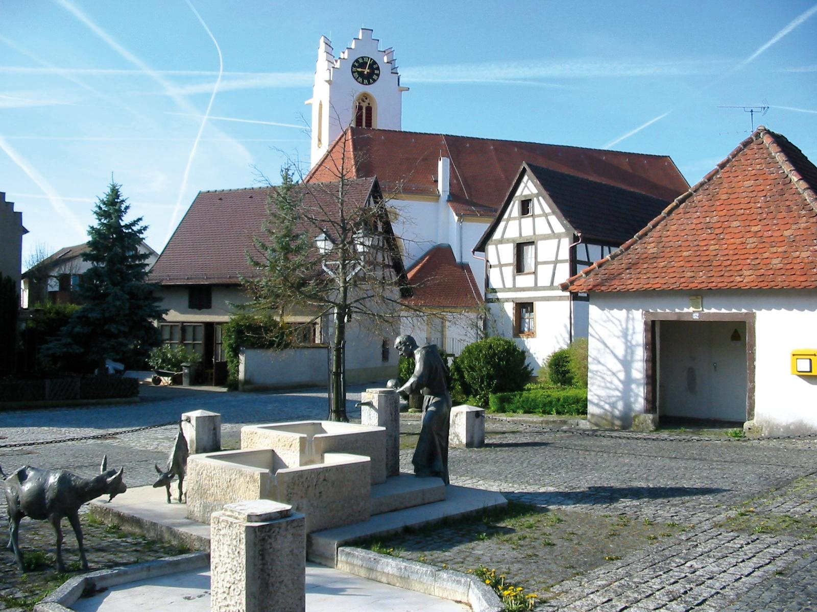 Altstadt Aach