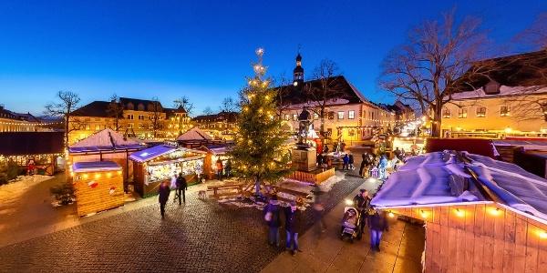 Marienberger Weihnachtsmarkt