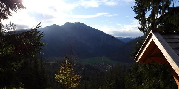 Kur oberhalb des Siglhofs