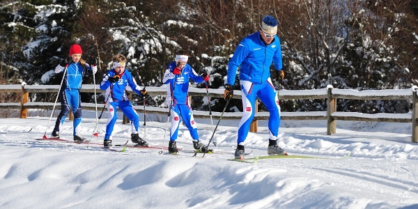 Vermiglio Cross Country skiing center offers cross-country skiers everything they need