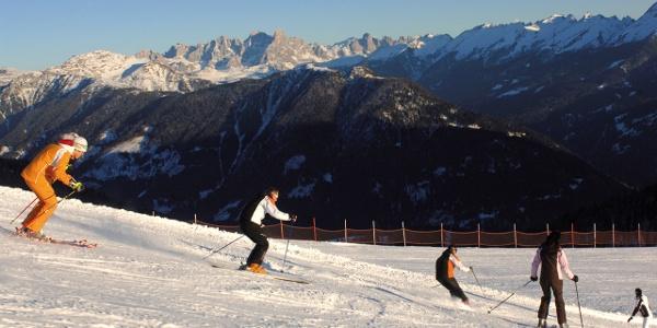 Ski area Pampeago-Predazzo-Obereggen, Dolomiti Superski carousel
