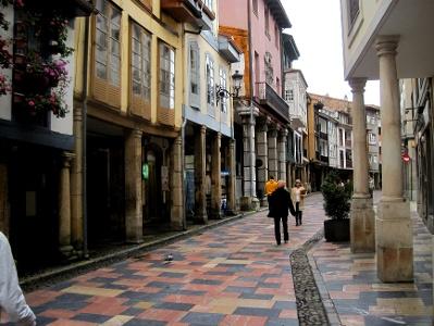 Altstadt von Avilés