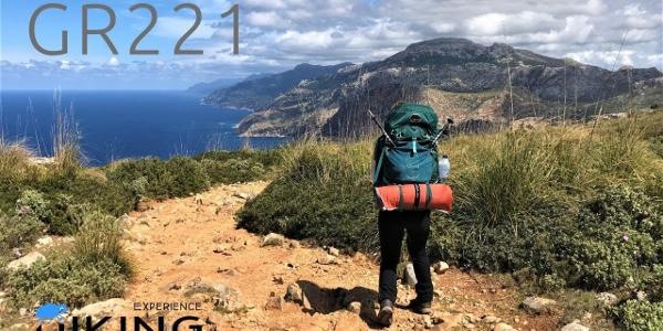GR221 Mallorca - Hiking with tent in 6 days.