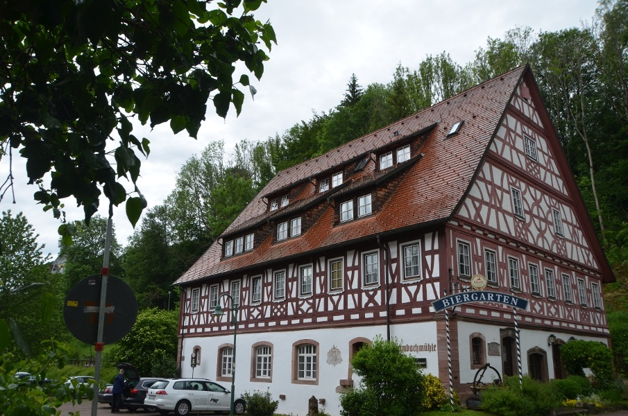 Mühlenwelt am Heimbach