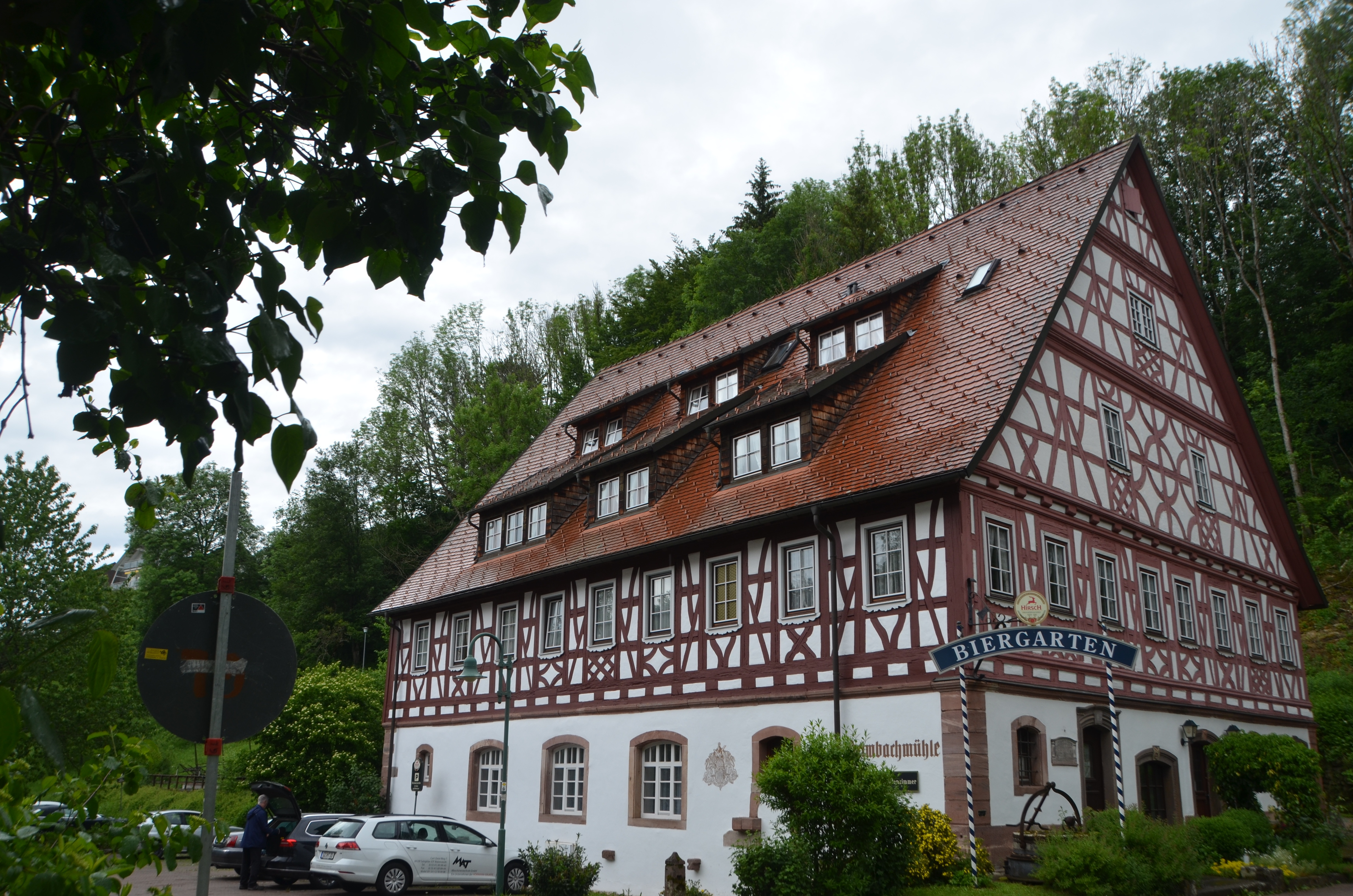 Heimbachmühle Betzweiler