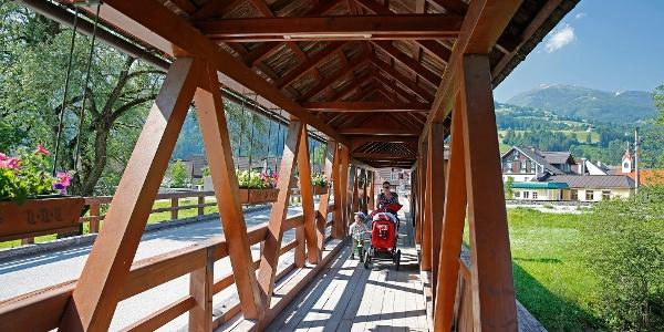 Ennsbrücke in Aich