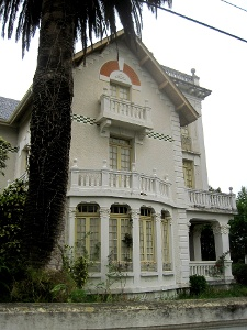 Indiano-Villa in Cadavedo