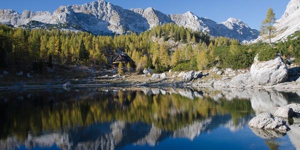 The Triglav lakes