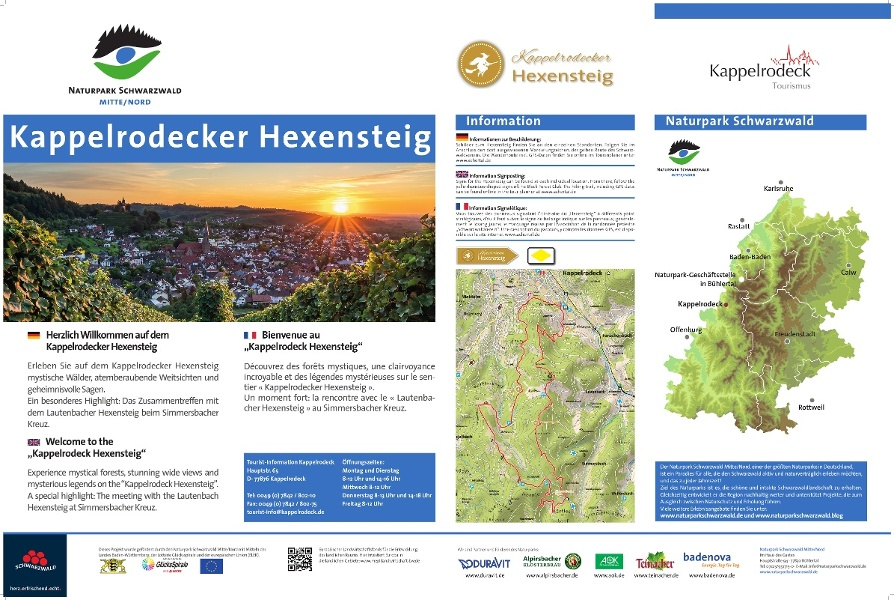 Kappelrodecker Hexensteig (Offizielle Tour)
