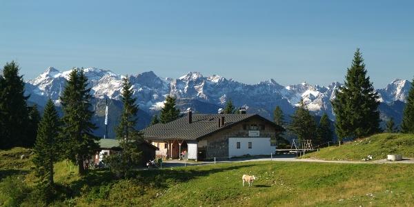Tölzer Hütte am Brauneck