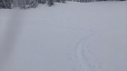 Super viel Schnee für 13.11...