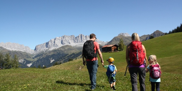 Im Aufstieg Richtung Chrüz, unweit des Stelsersees