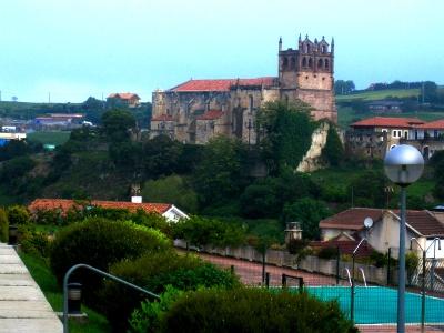 Santa Maria de los Àngeles San Vicente Barquera