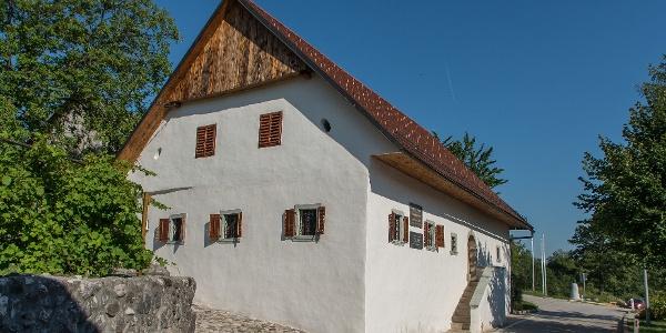 Prešernova rojstna hiša