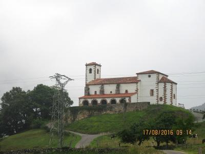 Kirche von Quintanilla