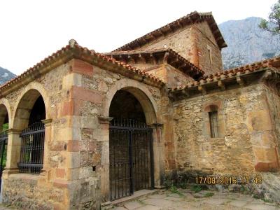 Kirche von Lebeña