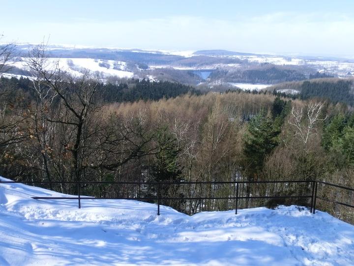 Foto Blick vom Augustusberg
