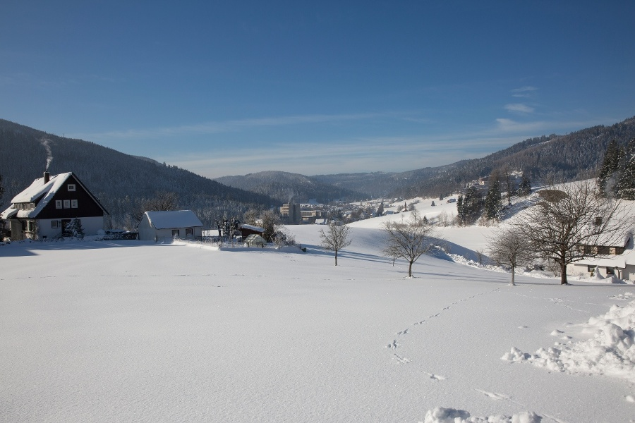 Winterrunde in Obertal