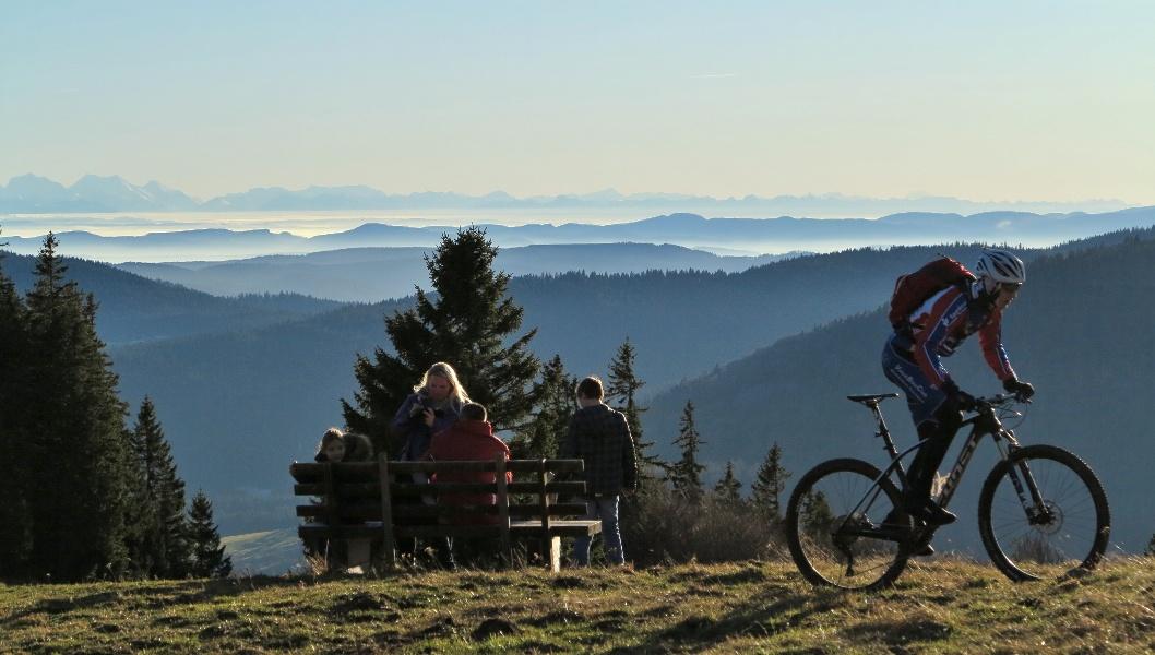 Bernau: Hochtal Gipfel-Tour
