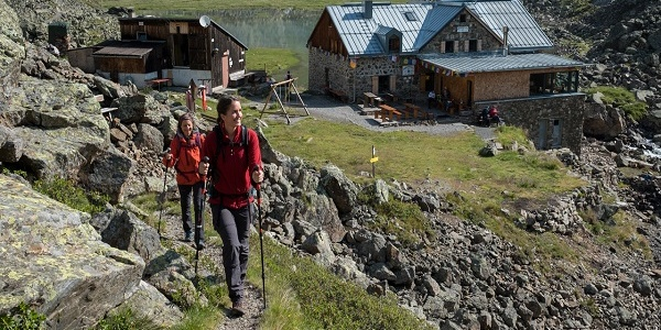 wandern Winnebachseehütte