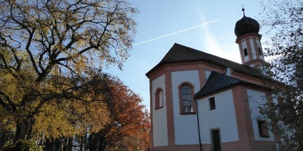 Wallfahrtskirche Sankt Johann