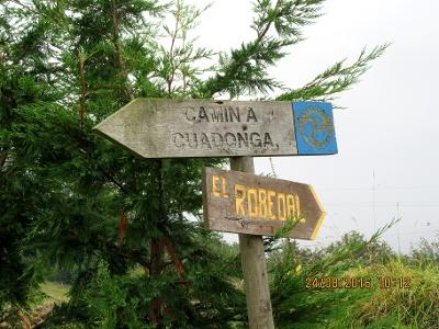 Camino von und nach Covadonga