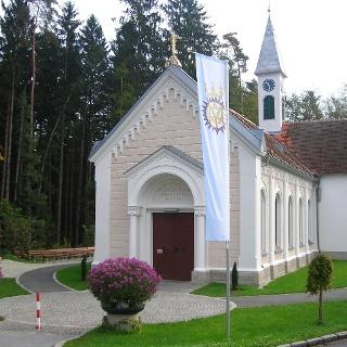 Wallfahrtskirche Maria Fieberbründl   Orgelwandern