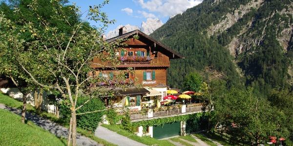 Alpengasthof Pfandlhof Kaisertal