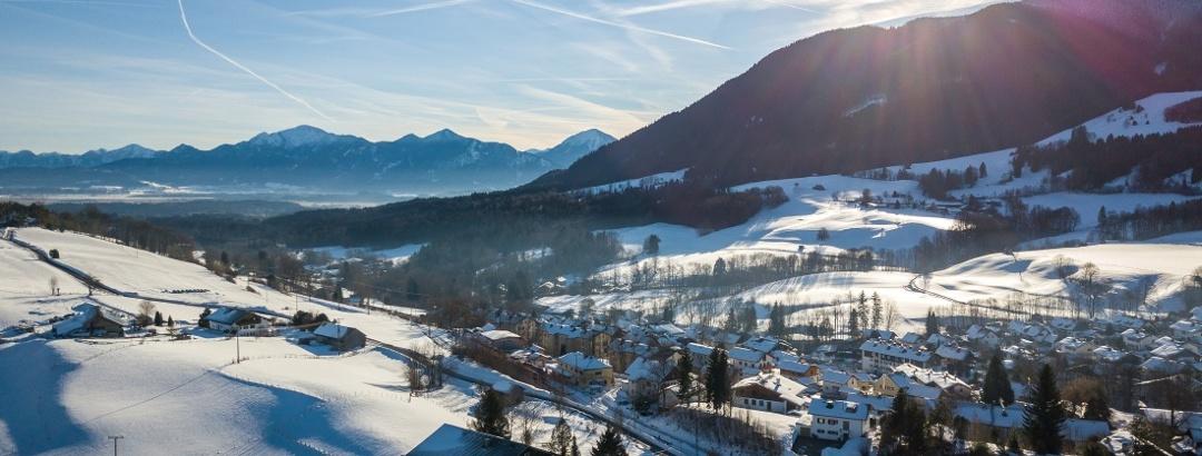 Bad Kohlgrub im Naturpark Ammergauer Alpen