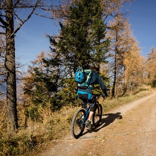 Mountainbike La Tzoumaz