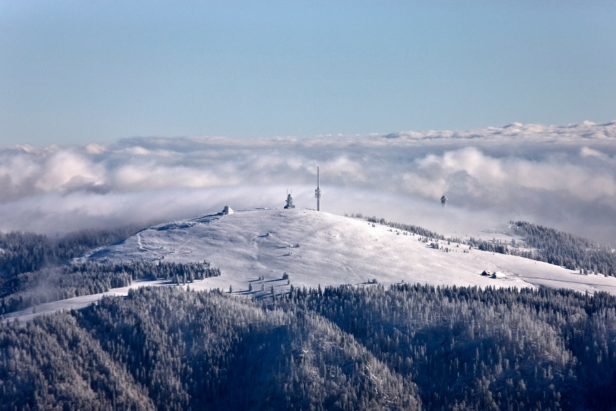 Winterwanderung zur Todtnauer Hütte