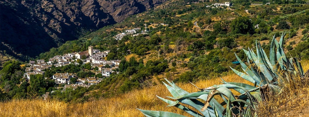 Las Alpujarras landscape