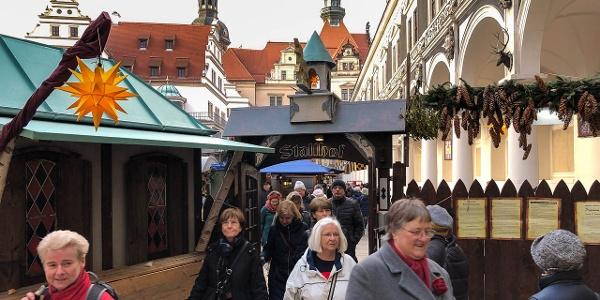 Mittelaltermarkt am Stallhof