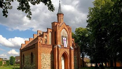 Kirche Raduhn