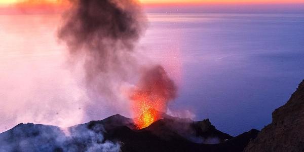 Stromboli Krater