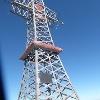 la Croix du Reculet à 1717 m d'alt.   au-dessus de THOIRY