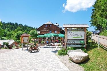 Höhengasthof Kolmenhof an der Donauquelle
