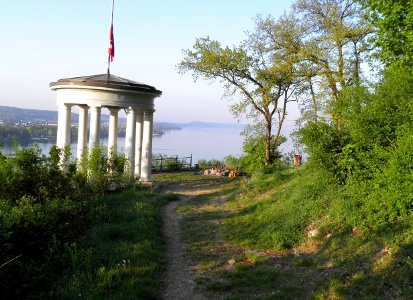 Pavillon ob Biel