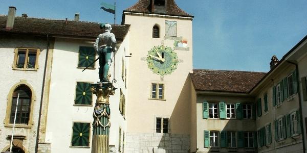 Altstadt von Le Landeron