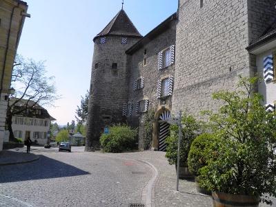 Murten: Schloss