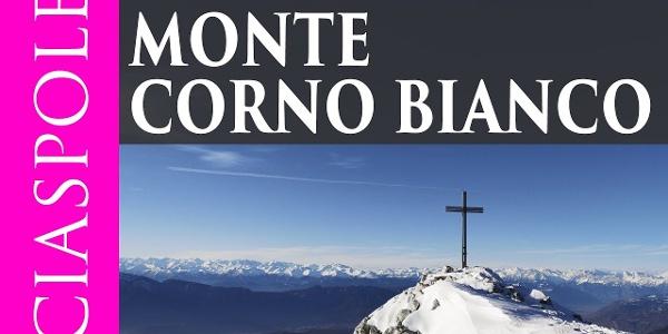 Con le ciaspole da Passo di Lavazè alla cima del Monte Corno Bianco