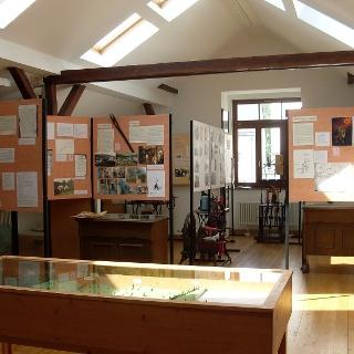 Ausstellung im Haus der Heimatkunde in Thalheim