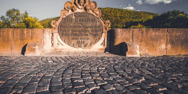 Historische Luitpoldbrücke