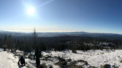 Lusen Winterlandschaft