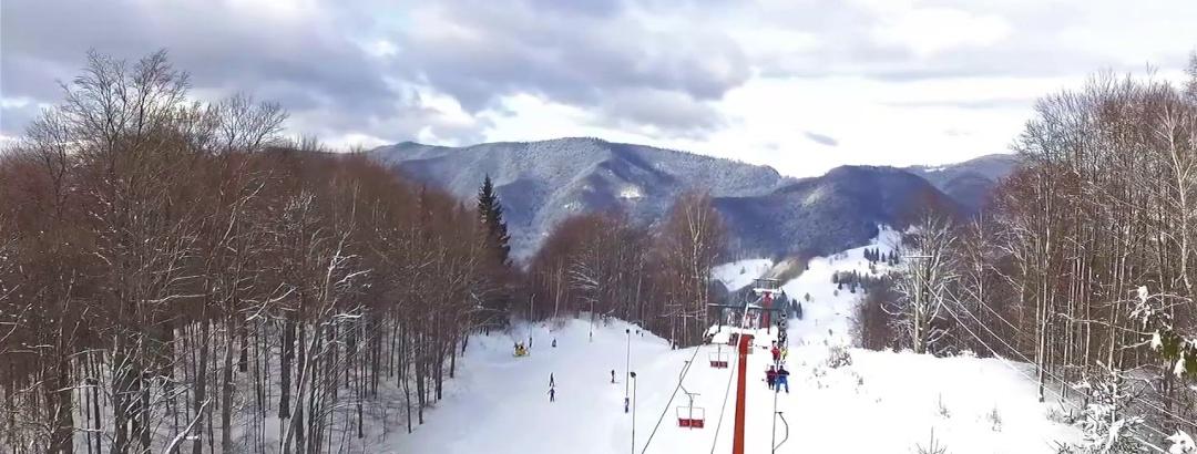 Ski resort Suior - Maramures