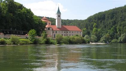 Kloster Weltenburg am Donaudurchbruch