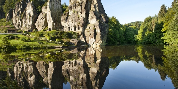 Externsteine, Teutoburger Wald, Horn- Bad Meinberg