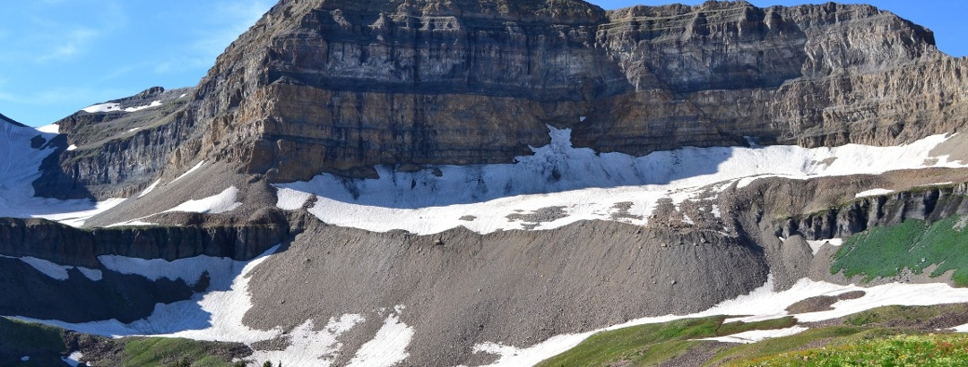 Mountain Timpanogos in Utah