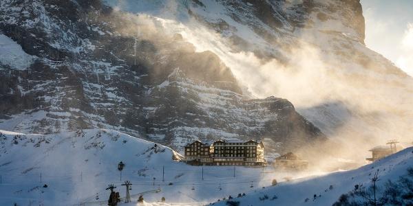 Skifahren Jungfrauregion