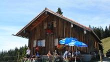 Wanderung zur Gundhütte & Dinserhütte